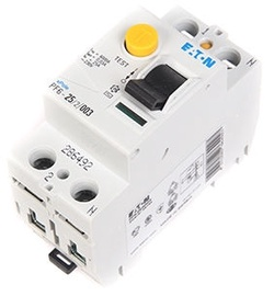 Eaton Differential Protection Switch 2P25/003