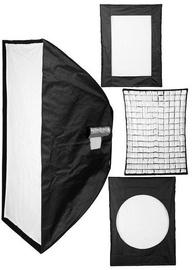 Fomei Softbox 60x85 cm + Honneycomb gird + Strip/ring masks