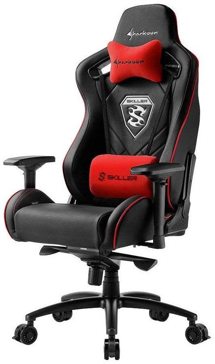Sharkoon Skiller SGS4 Black/Red