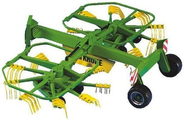 Bruder Krone Dual Rotary Swath Windrower 02216