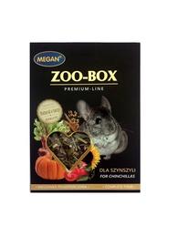 Pašaras šinšiloms Megan Zoo-Box Premium Line, 500 gr