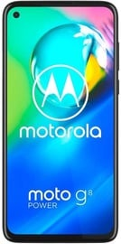 Mobilusis telefonas Motorola Moto G8 Power Dual Smoke Black, 64 GB