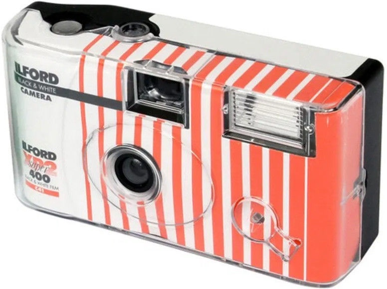Ilford Disposable Camera XP2