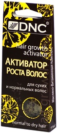 Aliejus plaukams DNC Growth Activator For Dry And Normal Hair, 3x15 ml