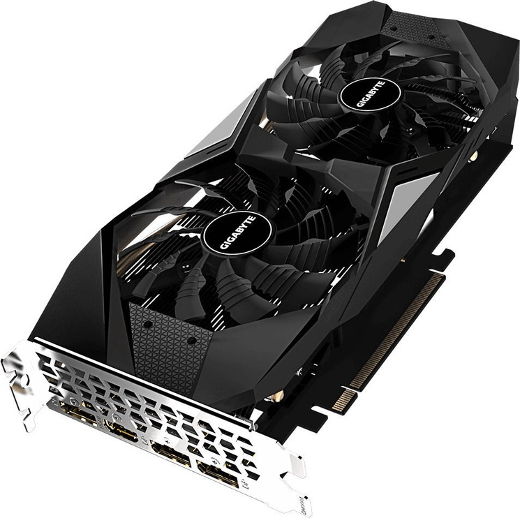 Gigabyte GeForce GTX 1660 TI Windforce 6GB GDDR6 PCIE GV-N166TWF2-6GD