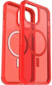 Чехол Otterbox Symmetry Series+ Clear for iPhone 12/13 Pro Max, красный