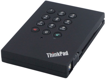 Lenovo ThinkPad Secure 2TB Hard Drive USB 3.0
