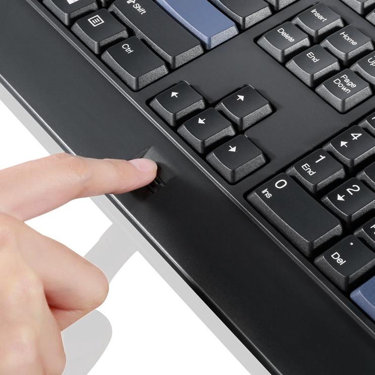 Lenovo Preferred Pro Fingerprint USB Keyboard RU