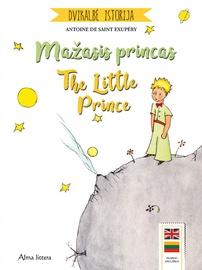 Knyga Mažasis princas. The Little Prince