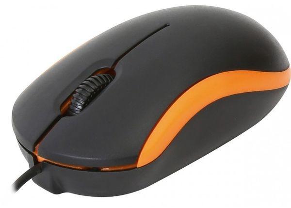 Omega OM07V Optical Mouse Orange