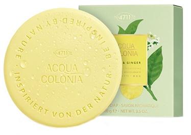4711 Acqua Colonia Lemon & Ginger Soap 100g