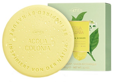 4711 Acqua Colonia Lemon & Ginger Soap 100g