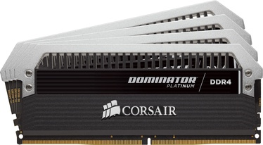 Corsair Dominator Platinum Series 64GB 2400MHz CL14 DDR4 KIT OF 4 CMD64GX4M4A2400C14