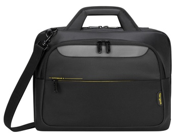 Targus CityGear 15-17.3 Topload Laptop Case Black