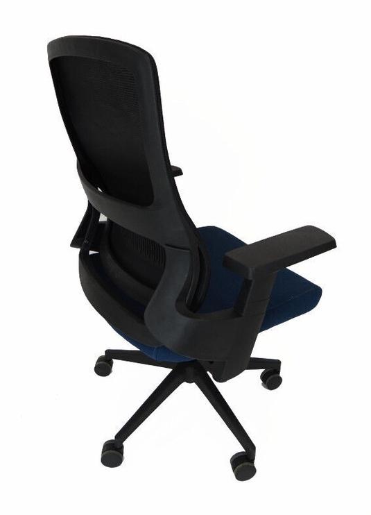 MN HT-7082B Office Chair Black/Blue