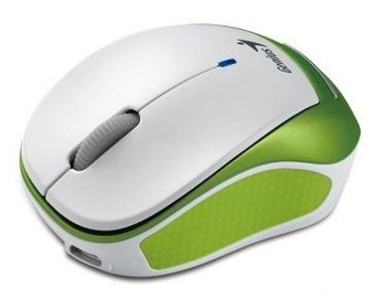 Genius Wireless Mouse Micro Traveler 9000R V3 Green