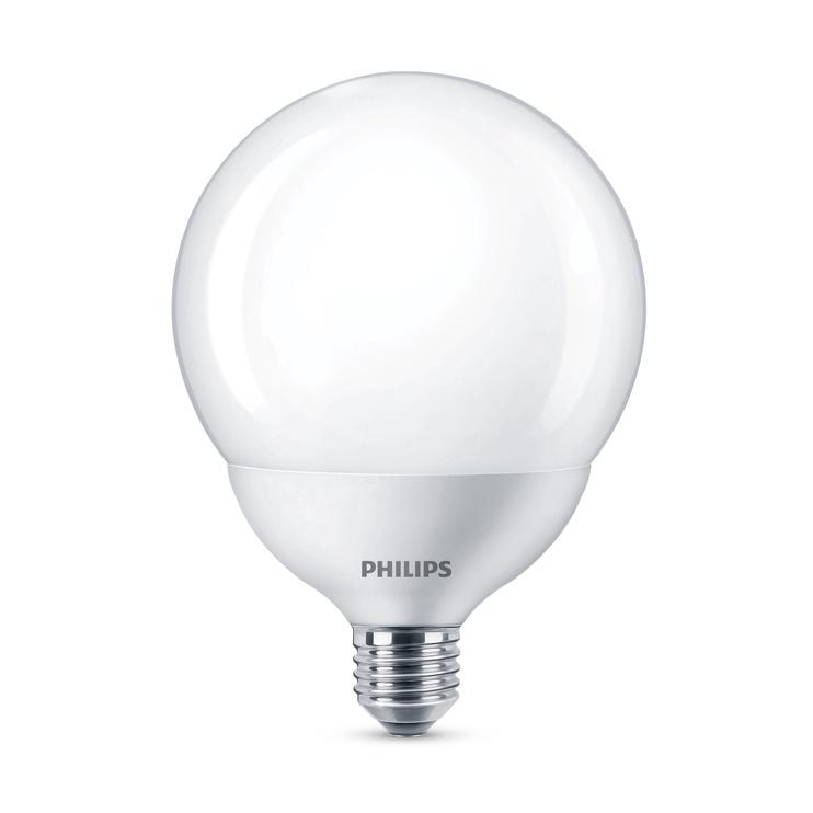 LED lempa Philips G120, 18W, E27, 2700K, 2000lm