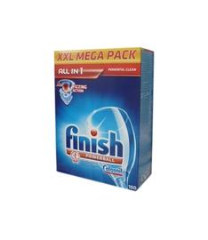 Капсулы для посудомоечной машины Finish All In 1, 100 шт.