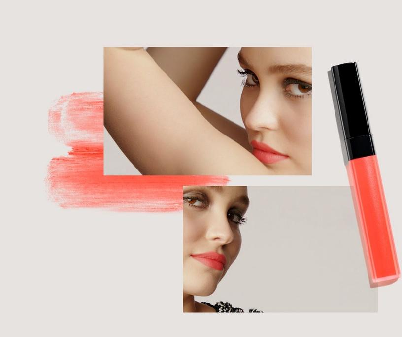 Chanel Rouge Coco Lip Blush 5.5g 412