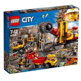 Konstruktorius LEGO City, Kalnakasių ekspertų stovykla 60188