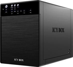 "ICY BOX 4-bay JBOD enclosure 3.5"" USB 3.0/eSATA IB-3640SU3"