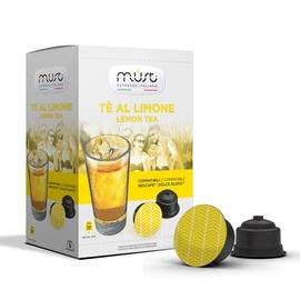 Must Te al Limone tea, 16 pcs