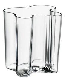 Iittala Aalto Vase 200mm Transparent