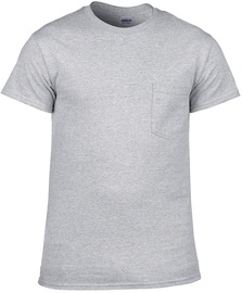 Gildan Cotton T-Shirt Grey L