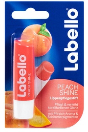 Labello Peach Shine Caring Lip Balm 5.5ml