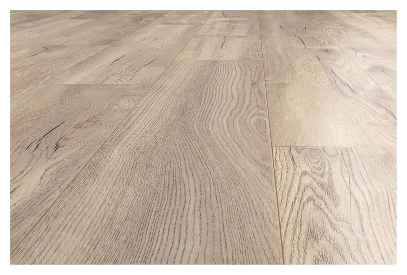 Laminuotos medienos plaušų grindys Kronotex Robusto D4763, 1375 x 188 x 12 mm