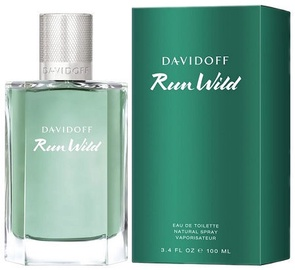 Tualetes ūdens Davidoff Run Wild 50ml EDT