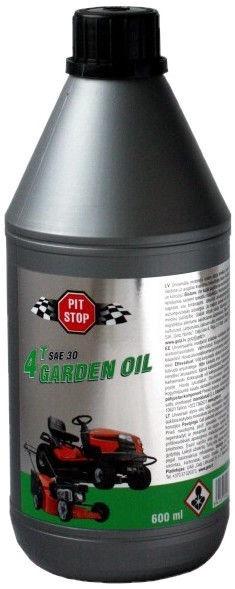 Pitstop 4T Garden Oil 600ml