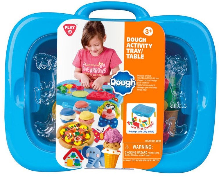 Playgo Dough Activity Tray/Table 8688