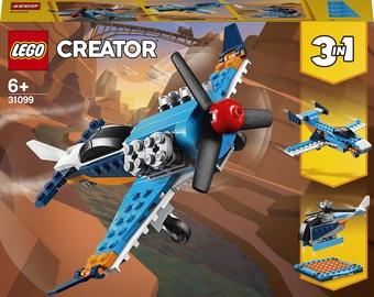 Конструктор LEGO Creator Винтовой самолёт 31099, 128 шт.