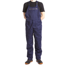 Vyriškas puskombinezonis, su kišenėmis, 54 dydis