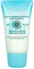 L´Occitane Cleansing Revitalizing Fresh Scrub Shampoo 150ml