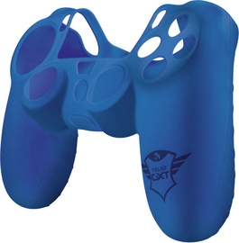 Trust GXT 744B Rubber Skin for PS4 Controllers Blue