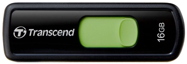 Transcend Jet Flash 500 16GB Black/Green