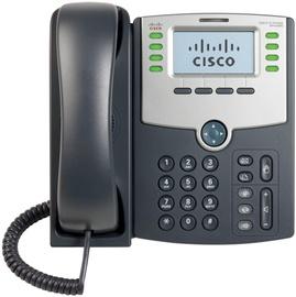 VoIP seade Cisco SPA508G