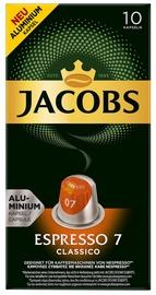 Jacobs Espresso 7 Classico 10 Capsules