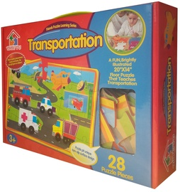 Pareto Centrs Floor Puzzle Transport