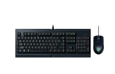 Žaidimų klaviatūra Razer Level UP US EN, juoda