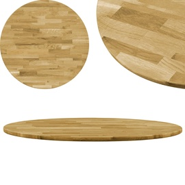 Столешница VLX Solid Oak Wood 245983, кремовый, 600 мм x 600 мм