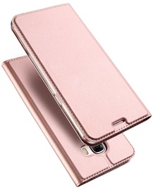 Dux Ducis Premium Magnet Case For Samsung Galaxy A70 Rose Gold