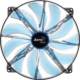 AeroCool Silent Master Blue PC Fan 200mm AEROSM-20BL