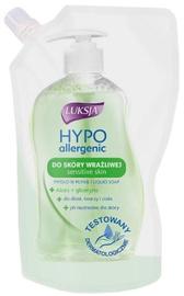 Luksja Hypoallergenic Aloe Vera & Glycerin Liquid Soap Refill 400ml
