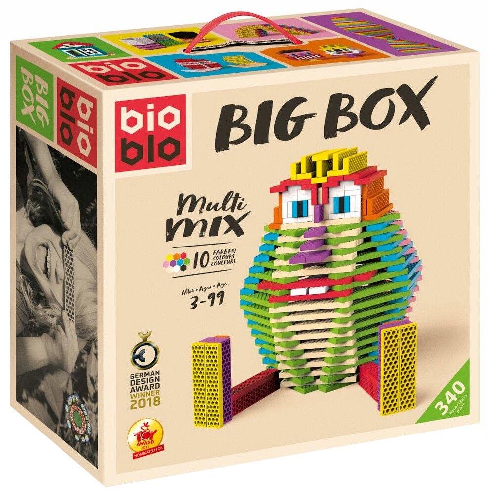 1a Farben.Bioblo Big Box 340pcs 640217