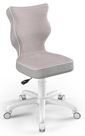 Детский стул Entelo Petit CR08, розовый, 350 мм x 830 мм