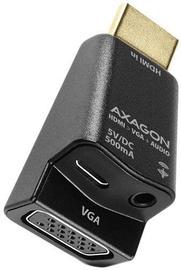 Адаптер Axagon RVH-VGAM, HDMI / VGA