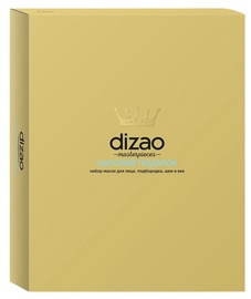 DIZAO Natural Masterpieces Mask Set Royal 6pcs